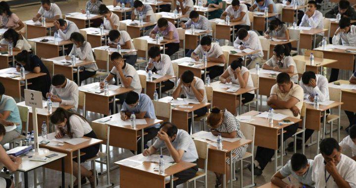 Тестнинг биринчи кунида 2 минг 538 нафар абитуриент синовларга келмади