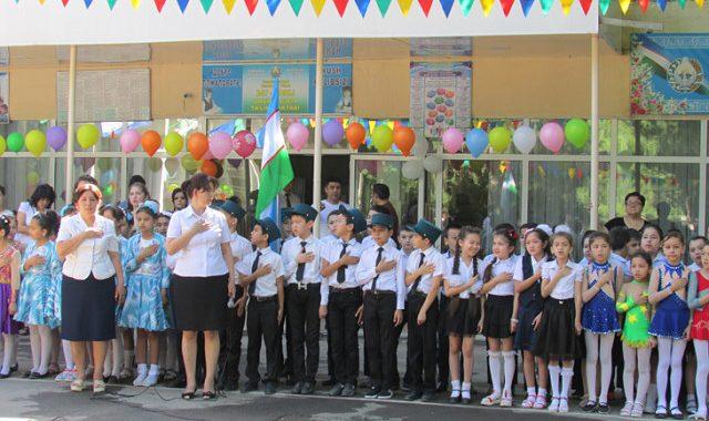Наобновление школ Ташкента выделено 800 млрд сумов