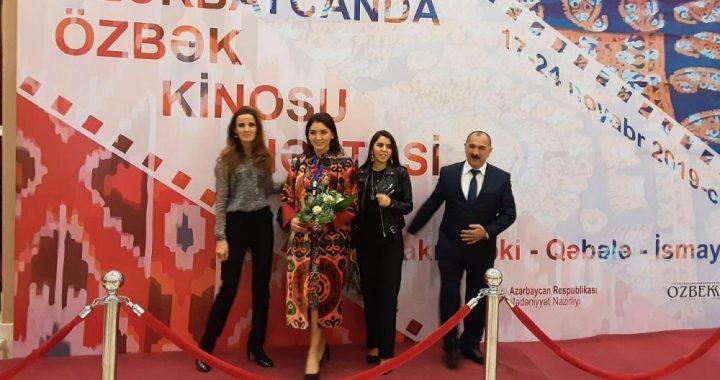 В Баку открылась Неделя узбекского кино