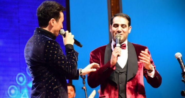Великолепный концерт мастеров Узбекистана в Баку