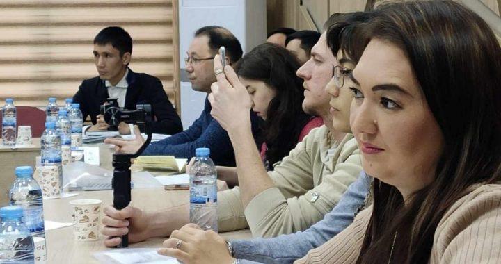 Коррупцияга қарши курашда фаол журналистлар тақдирланди
