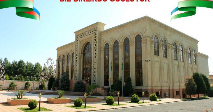 """Азербайджанский Культурный Центр в Узбекистане провёл благотворительную акцию под девизом """"Вместе мы сильны"""""""