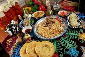 Узбекский плов (пошаговый рецепт приготовления)