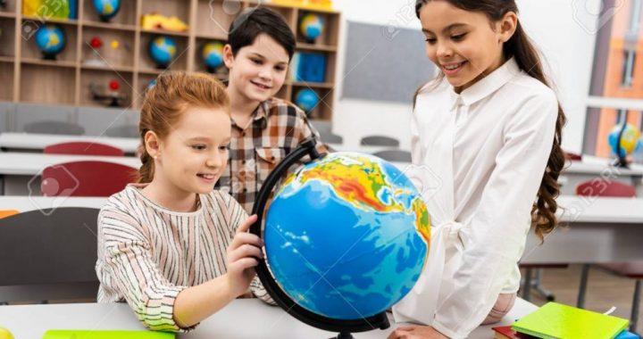 Каким должен быть современный урок географии?