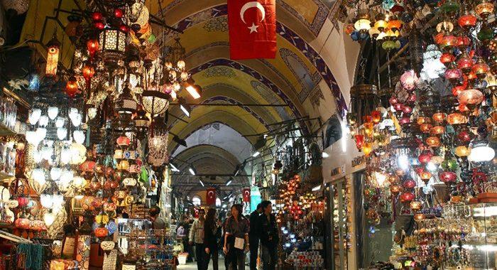 Истанбулдаги Гранд-бозор – дунёдаги энг катта ёпиқ бозорлардан бири