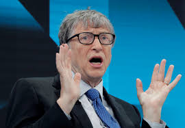 Билл Гейтс пандемиядан сўнг инсониятга таҳдид соладиган икки хавфни айтиб ўтди