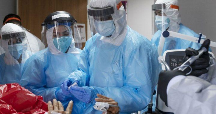 Нега вакцина олганлар ҳам касалланиб, шифохонага тушиб қолмоқда?