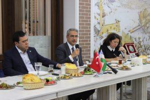 Посол Турции встретился с представителями СМИ Узбекистана
