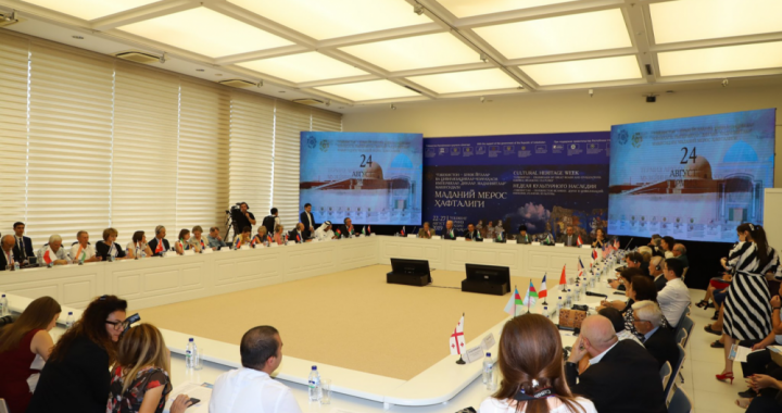 Неделя культурного наследия стартует в Узбекистане