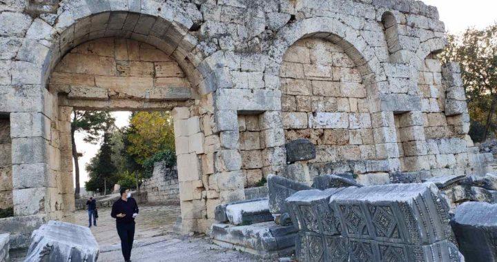 Аспендос – античная жемчужина в Турции